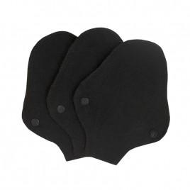 Imse Vimse Sanitary Pads Thong Black