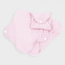 Imse Vimse Panty Liners SLim Pink Halo