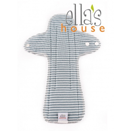 Ella's House Moon Pads Maxi Stripe Blue 1 pcs