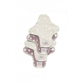 Ella's House Moon Pads Mini Stars 4 pcs