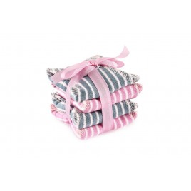 Ella's House Moon Pads Mini Stripes 4 pcs