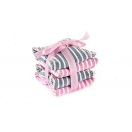 Ella's House Moon Pads Mini Stripes 4 pcs