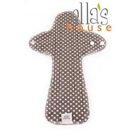 Ella's House Moon Pads Maxi Brown Dots 1 pcs