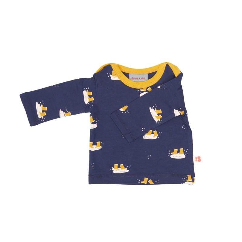 Froy en Dind Shirt Theo Rainboots