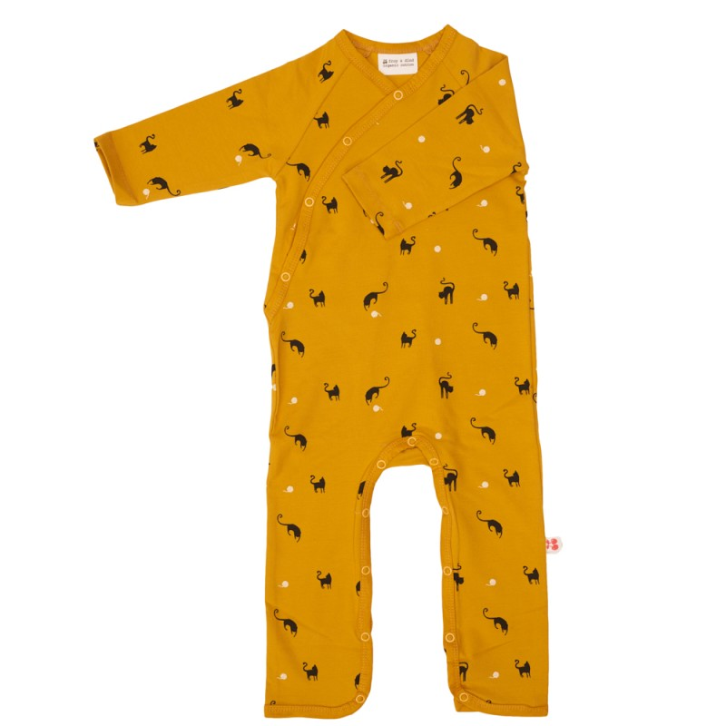 Froy en Dind Jumpsuit without  Feet Cats