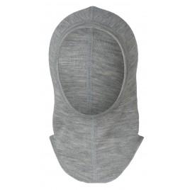 Engel Baby-Unterziehmütze light grey melange