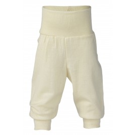 Engel Baby-Pants Long with Waistband Natur