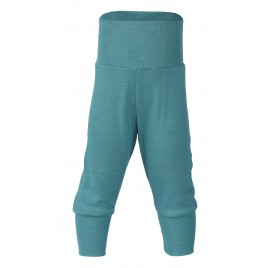 Engel Baby-Pants long with Waistband Ice-Blue