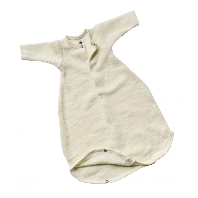 Engel Baby sleeping bag, long sleeved, terry natural