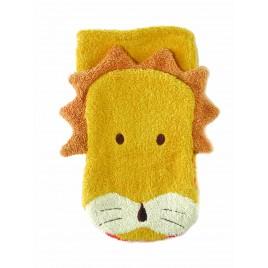 Fürnis Wasch-Handschuh Löwe Kllein Löwe gross