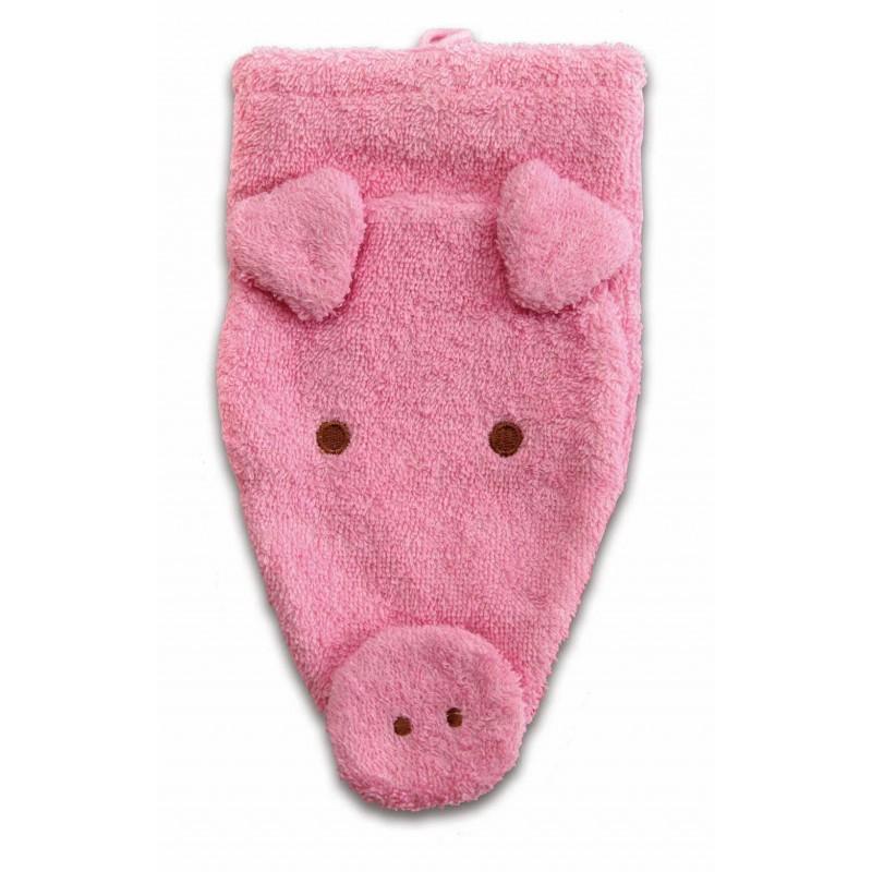 Fürnis Wasch-Handschuh Schwein gross Schwein