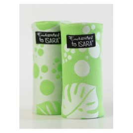 Isara Teething Pads Philodendra
