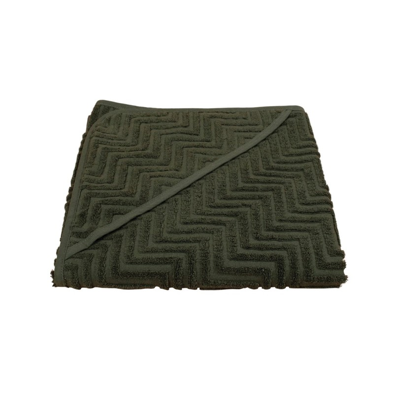 Filibabba Badhanddoek Dark Green
