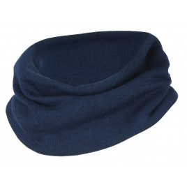 Engel Children's Loop Scarf Navy blue