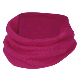 Engel Children's Loop Scarf Raspberry