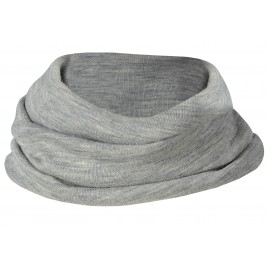 Engel Children's Loop Scarf Light grey melange