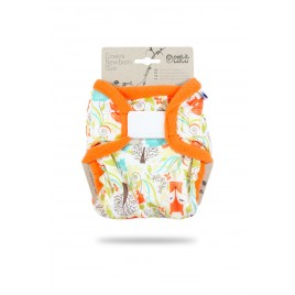 Petit Lulu Newborn Cover Foxes