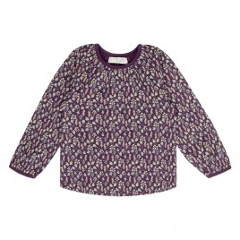 Sense Organics Selly Shirt L/S Autumn Leaves