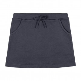Sense Organics Aamu Sweat Skirt Navy