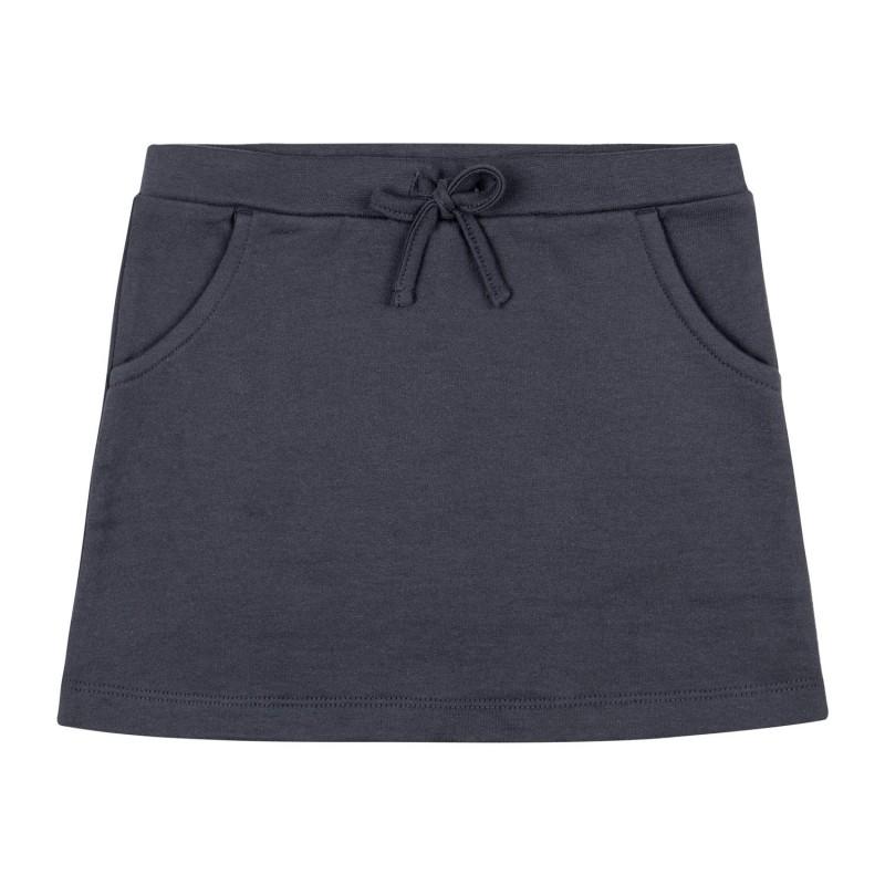 Sense Organics Aamu Sweat Skirt Navy