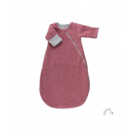 Iobio Sleeping Bag Newborn raspberry melange