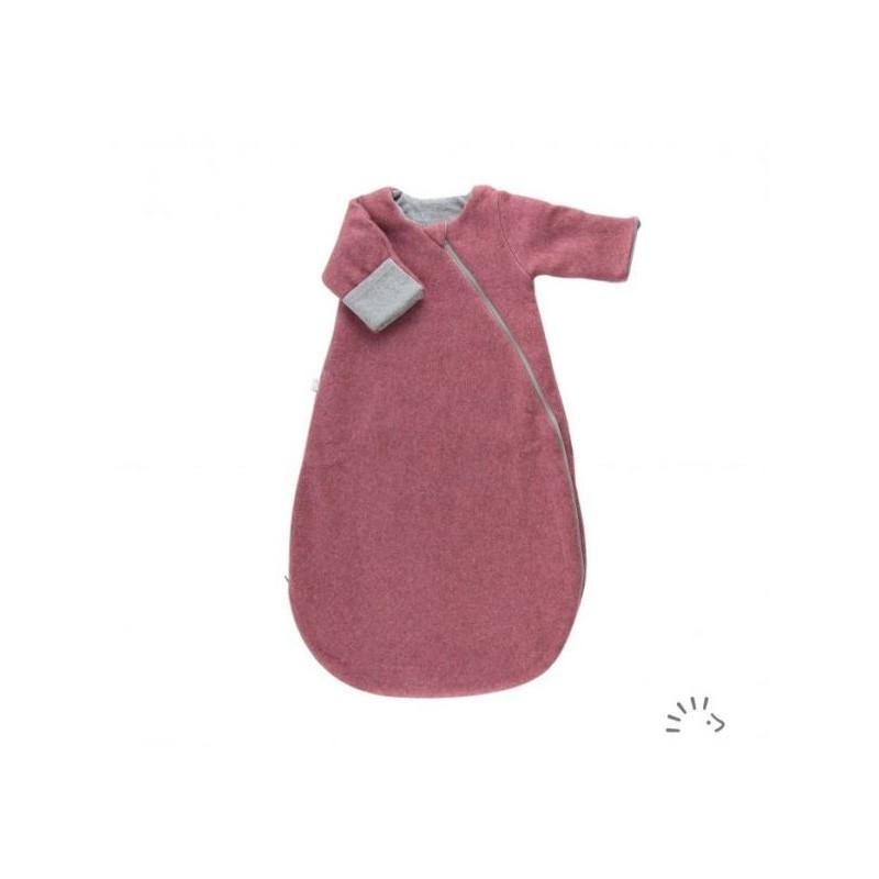 Iobio Sleeping Bag Newborn raspberry melange