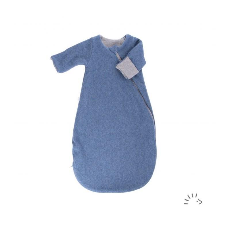 Iobio Sleeping Bag Newborn blueberry melange
