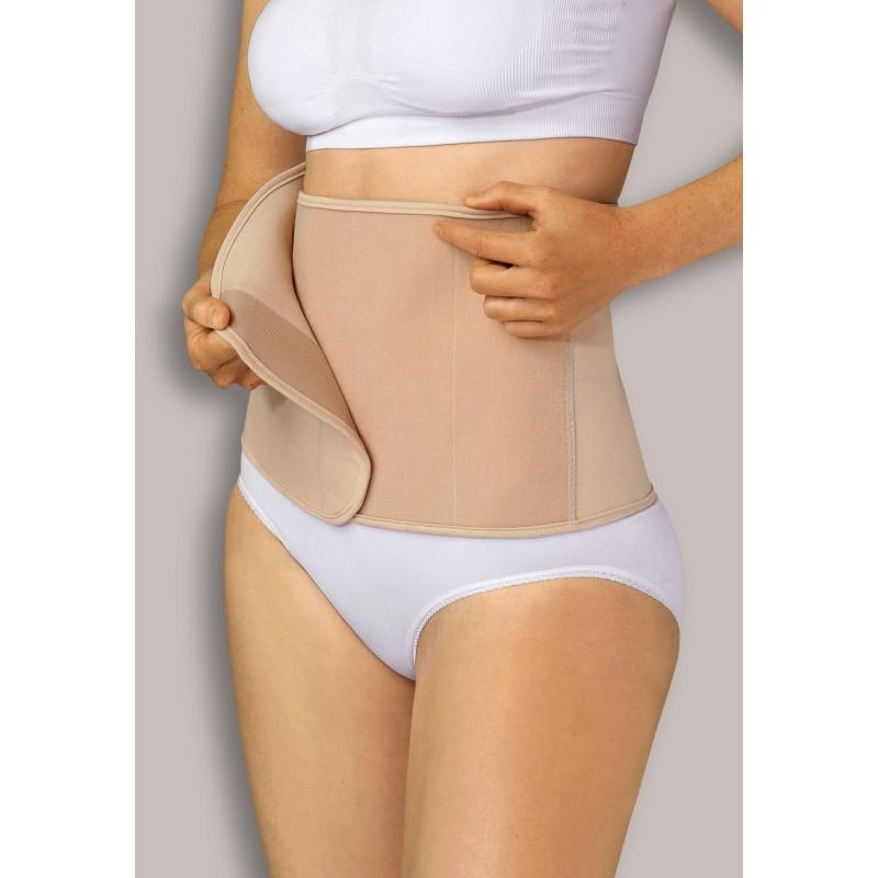 Carrywell Organic Katoen Belly Binder naturel