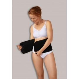 Carrywell Organic Katoen Belly Binder zwart