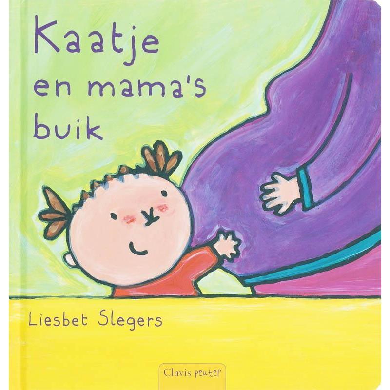 Clavis Kaatje en mama's buik