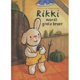 Clavis Rikki wordt grote broer
