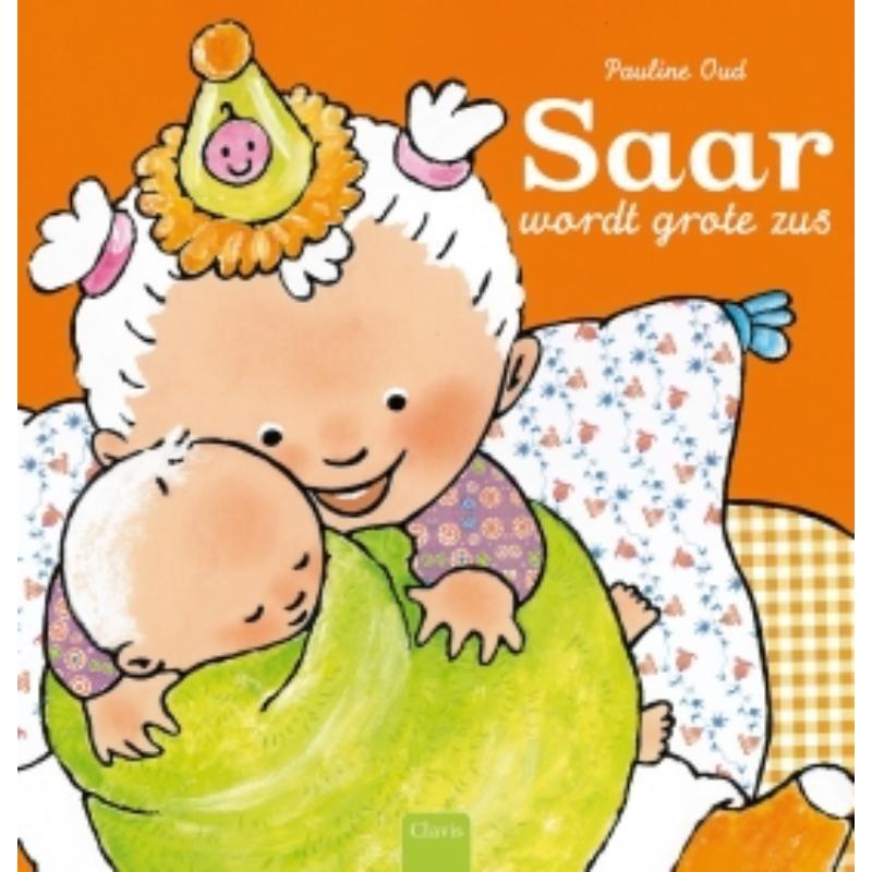 Clavis Saar wordt grote zus