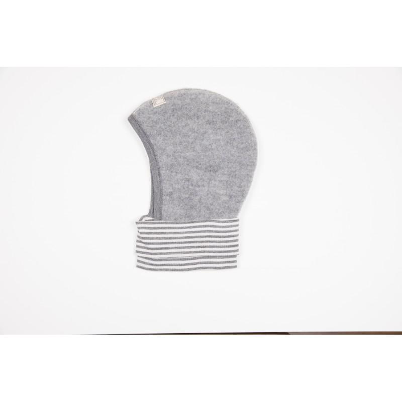 Pickapooh Schlüpfli Wollfleece grey