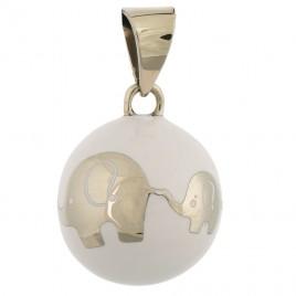 Bola Wit olifant