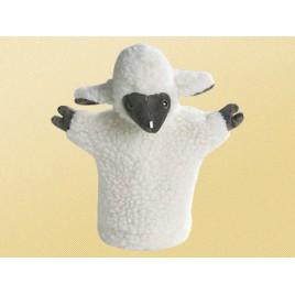 Saling Handpop Lamb Dark Face