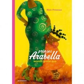 de eenhoorn Prinses Arabella wordt grote zus