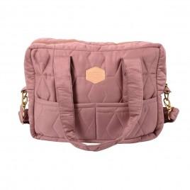 Filibabba Nursery Bag Soft quilt  Wild Rose