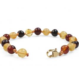 Grün Specht Amber Wrist/Ankle Chain Multi