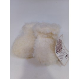 Saling baby shoes wool pile natural