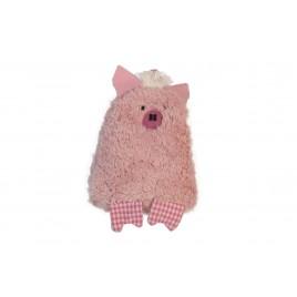 Pat en Patty Mini Kissen Schwein