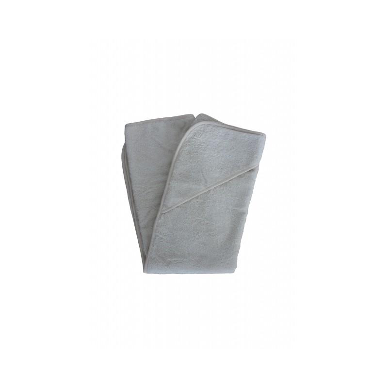 Leela Cotton Baby-Handtuch 1 x1 Natur