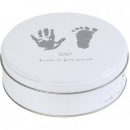 Bambam Foot Hand Print