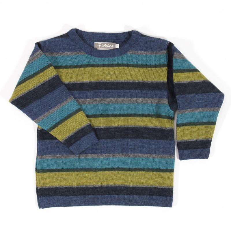 Flomax Pullie Arco Kinder jeans/bunt
