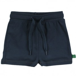 Green Cotton Alfa shorts midnight