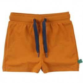 Green Cotton Alfa shorts pecan