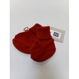 Pure Pure Baby Stiefel Alpaka faded brik