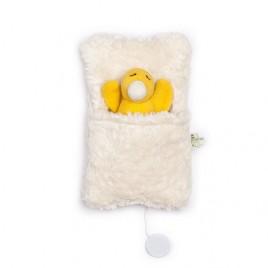 Nanchen Küken- Spieluhr im Schlafsack