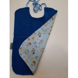 't Collectief Grote slab blauw