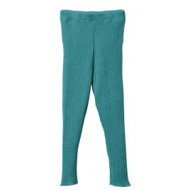 Disana Knitted Leggings Lagoon