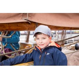 Pickapooh Cap streifen marine